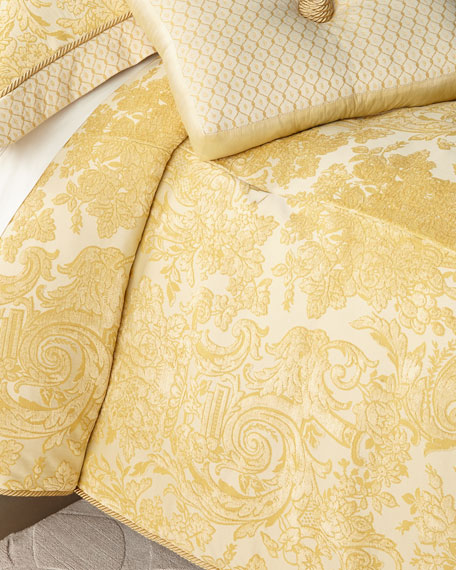 Austin Horn Collection Serafina 3-Piece Queen Comforter Set