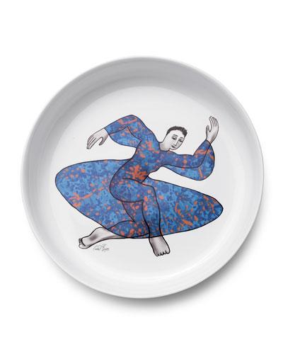 Dancer Low Bowl 32cm