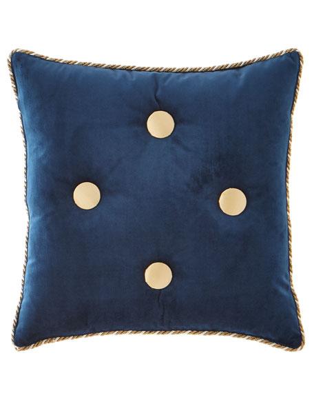 Dian Austin Couture Home Belle Velvet Boutique Pillow