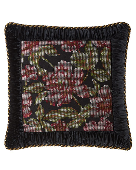 Dian Austin Couture Home Macbeth Pieced Boutique Pillow