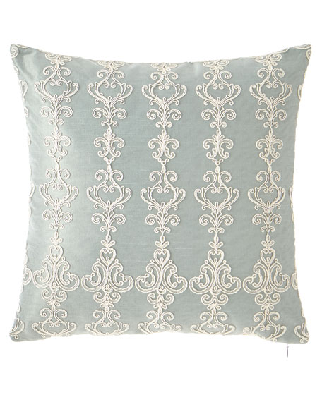 Sweet Dreams Gianna Lace Square Pillow