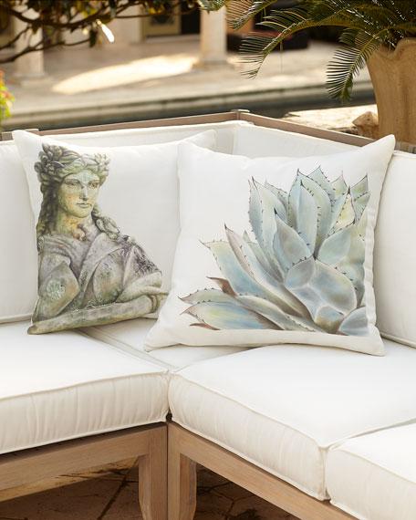 Roman Goddess Pillow
