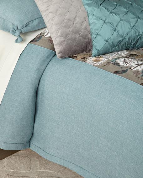 Austin Horn Collection Camellia 3-Piece Queen Comforter Set