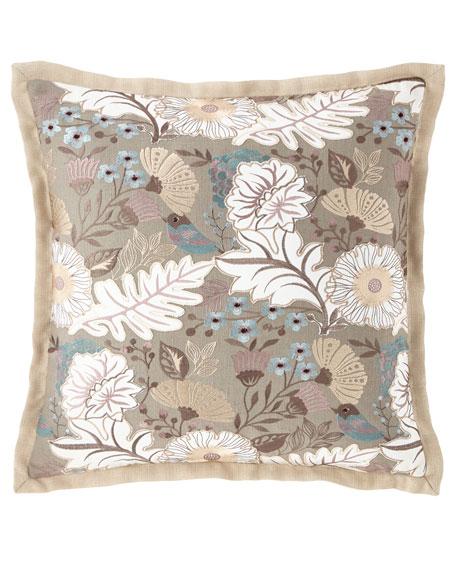 Austin Horn Classics Camellia Pillow