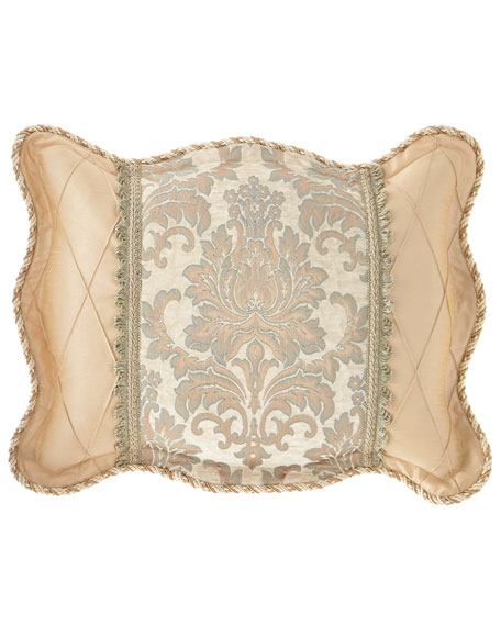 Sweet Dreams Gianna Scalloped King Sham