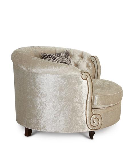 Haute House Haily Cuddle Chair