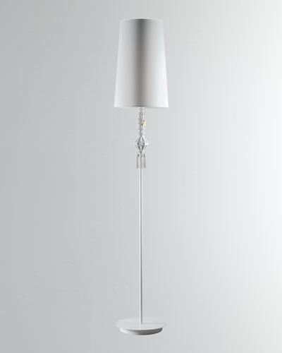 Belle de Nuit Floor Lamp I  White