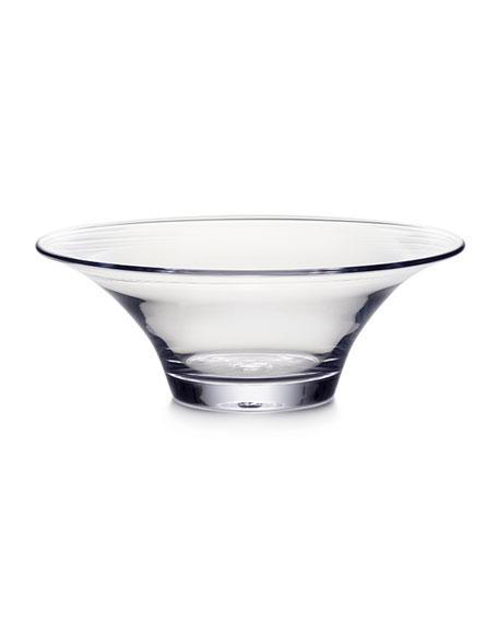 Simon Pearce Hanover Low Medium Bowl