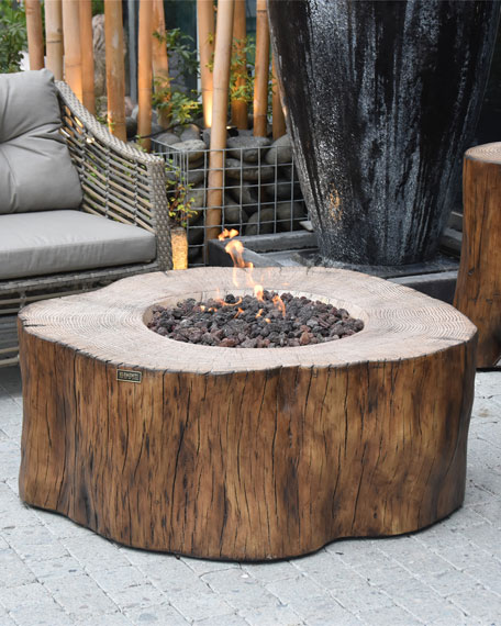 Elementi Manchester Fire Table, Natural Gas