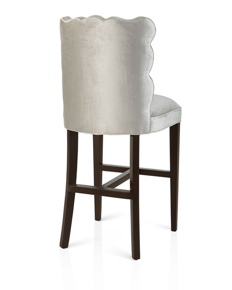 Image 4 of 4: Haute House Pantages Bar Stool
