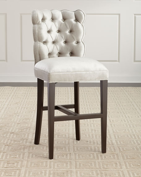 Image 1 of 4: Haute House Pantages Bar Stool