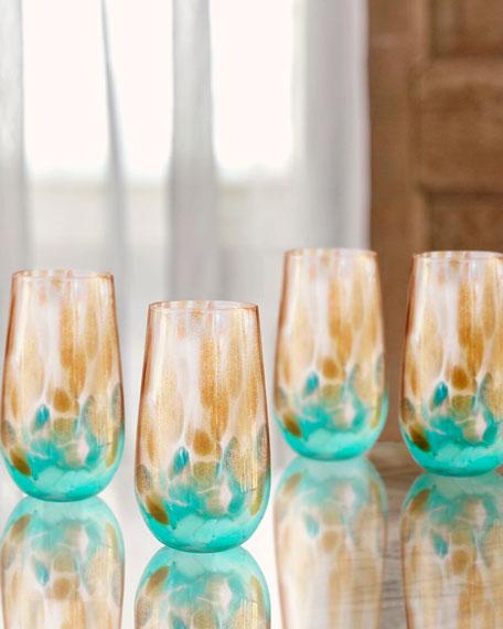 Simone Highball Glasses, Set of 4
