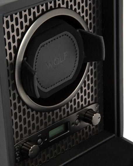 WOLF Axis Single Watch Winder