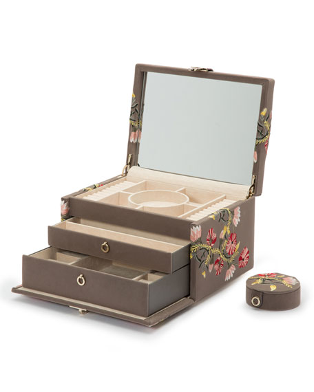 Wolf Designs Zoe Medium Jewelry Box
