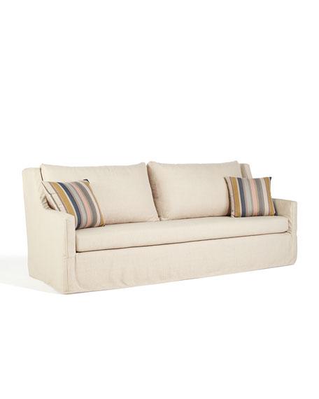 Hudson Sofa with Pillows