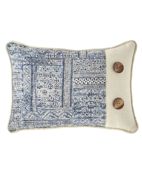 Austin Horn Collection Inka Boudoir Pillow