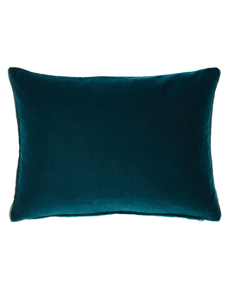Designers Guild Cassia Kingfisher Pillow
