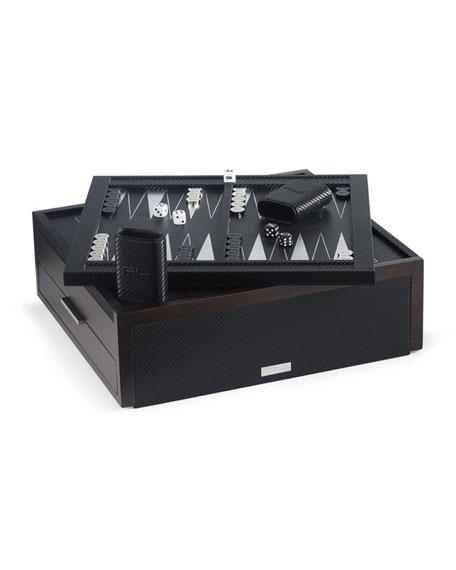 Ralph Lauren Home Sutton Carbon Fiber 5-in-1 Game Box