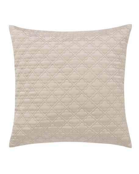 "Charisma Paloma Decorative Pillow, 18""Sq."