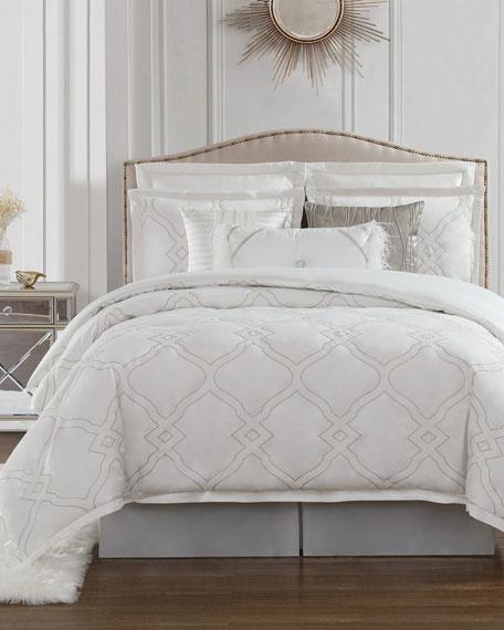 Charisma Dianti California King 4-Piece Comforter Set