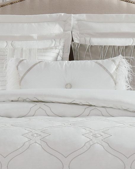 Charisma Dianti Woven Decorative Pillow