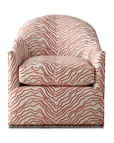 Massoud Quince Swivel Chair