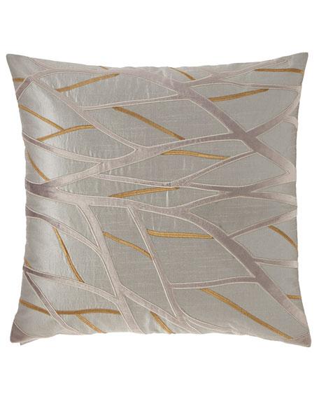 Lili Alessandra Tao Square Pillow