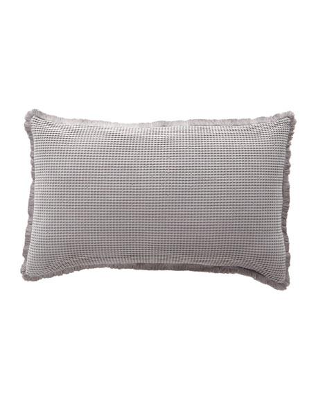 Pine Cone Hill Bubble Matelasse Decorative Pillow