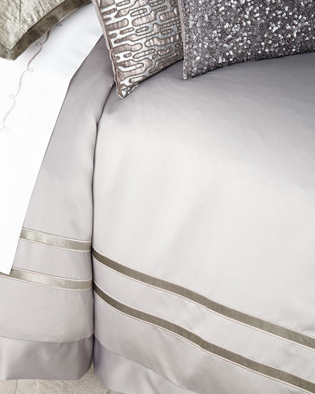 Lili Alessandra Vendome King Duvet Cover