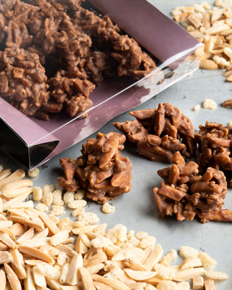 Kreuther Handcrafted Chocolates Krunchy Krispies