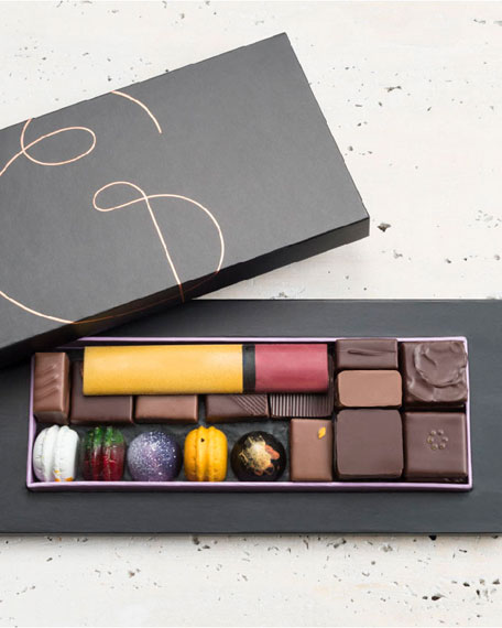 Kreuther Handcrafted Chocolates Exclusive Medium Box of Chocolates, 26 Pieces