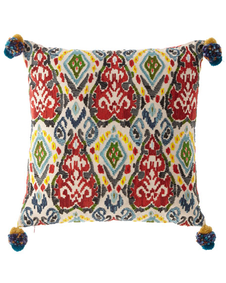 MacKenzie-Childs Marrakesh Pillow