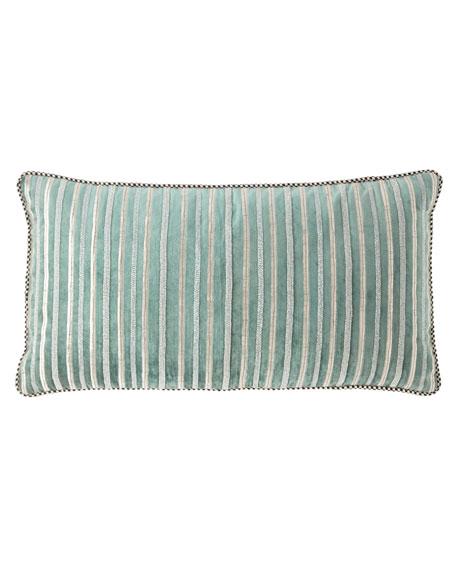 MacKenzie-Childs Ishfahan Lumbar Pillow