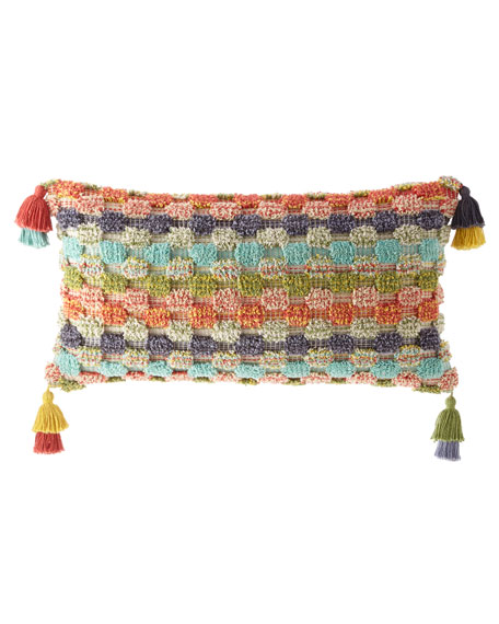 MacKenzie-Childs Tangiers Lumbar Pillow