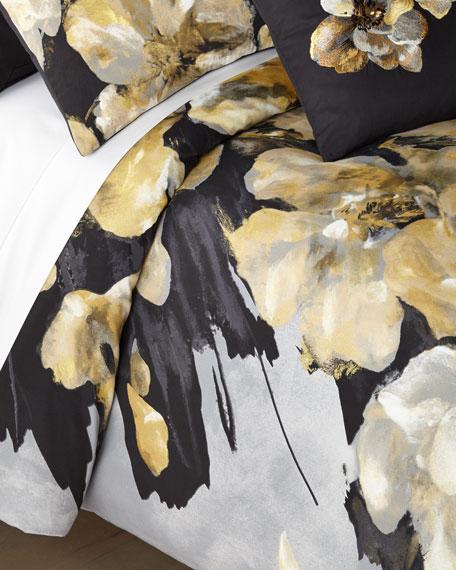 Natori Casa Noir Mini Full/Queen Comforter Set