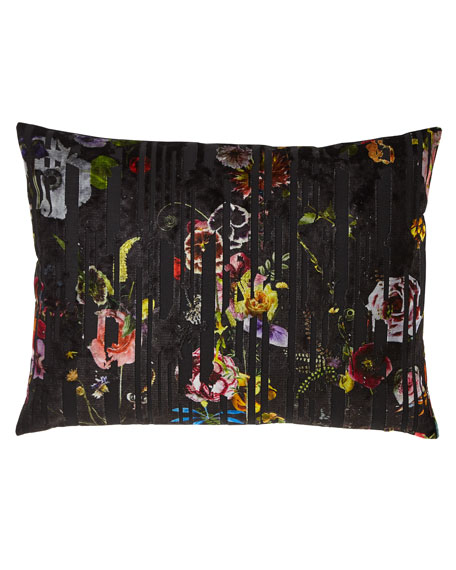 Christian Lacroix Babylonia Nights Soft Crepuscule Pillow