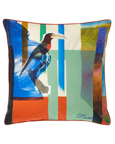Christian Lacroix Toucan Mix Pillow