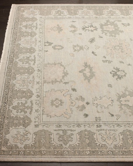 Safavieh Dashiell Hand-Knotted Oushak Rug, 6' x 9'