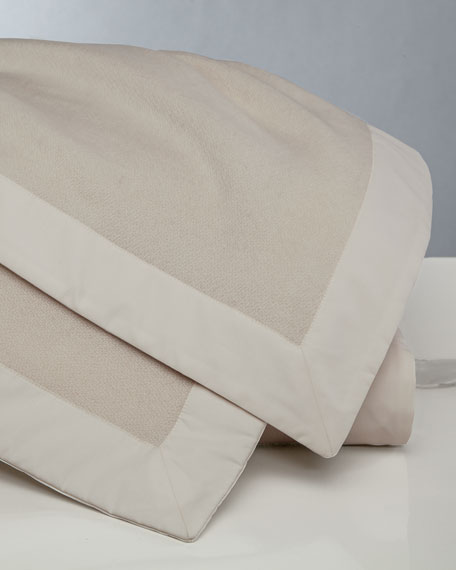 Home Treasures King Serena Cashmere Blanket