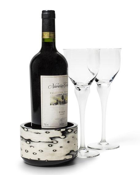 LADORADA Ojo de Pajaro Wine Bottle Holder