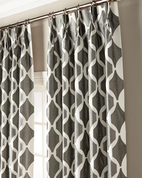 "Misti Thomas Modern Luxuries Pascale 120"" Curtain Panel"