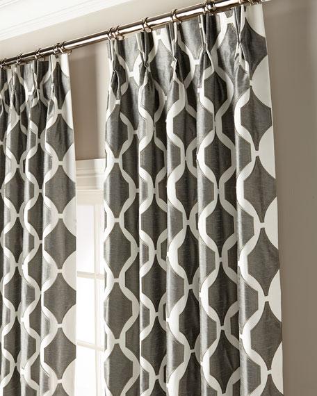 "Misti Thomas Modern Luxuries Pascale 132"" Curtain Panel"
