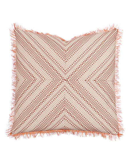 Eastern Accents Canyon Clay Decorative Pillow