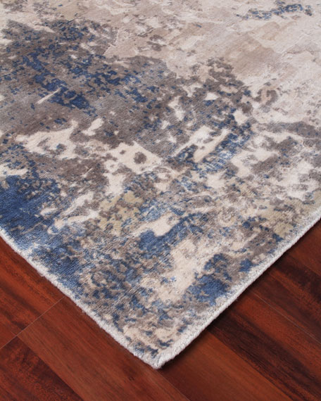 Exquisite Rugs Guplawn Hand-Loomed Rug, 6' x 9'
