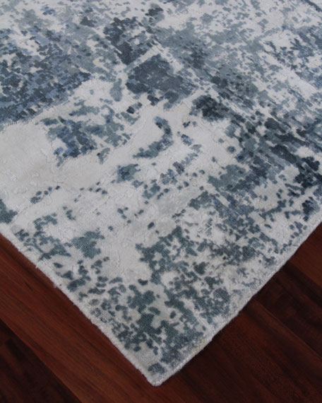 Exquisite Rugs Keymen Hand-Loomed Rug, 6' x 9'