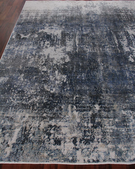 Exquisite Rugs Rupling Hand-Loomed Rug, 6' x 9'