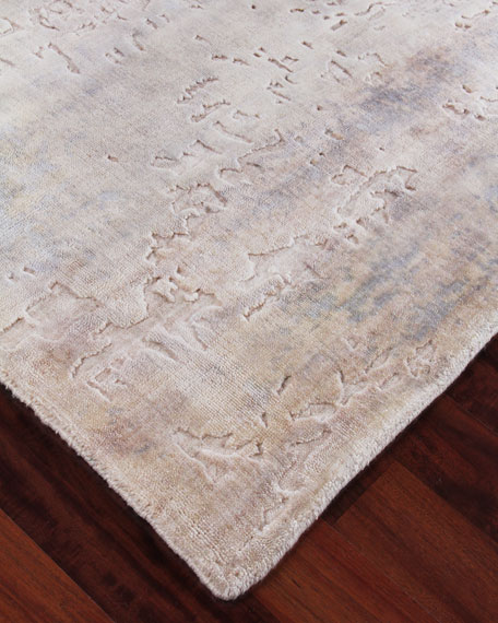 Exquisite Rugs Goodwin Hand-Knotted Rug, 9' x 12'