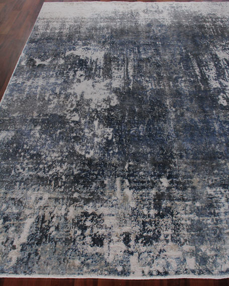 Exquisite Rugs Rupling Hand-Loomed Rug, 9' x 12'