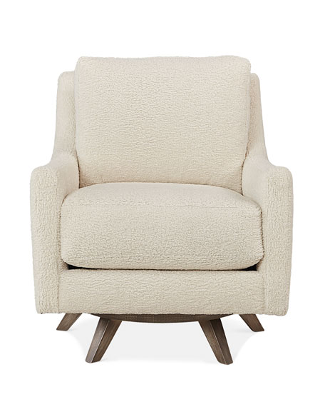 Sam Moore Lacey Swivel Chair