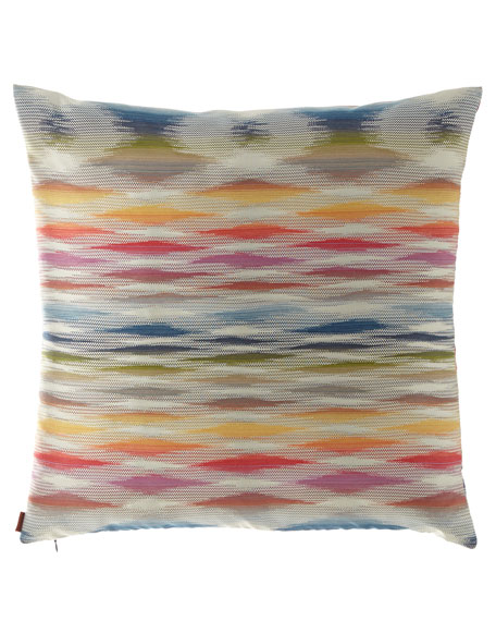 Missoni Home Stoccarda Multicolored Pillow